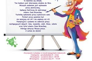 plakat Brzechwa
