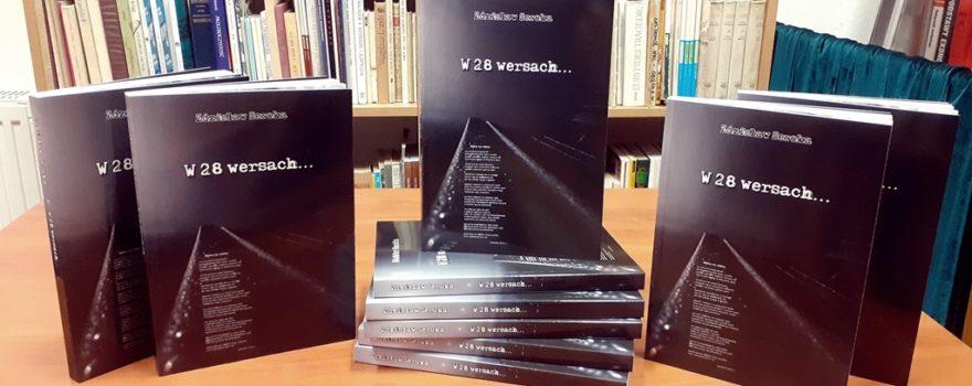 """Zdzisława Seroki pt.""""W 28 wersach..."""""""