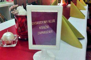 2017-10-13-02 spotkanie Dyskusyjnego Klubu Książki